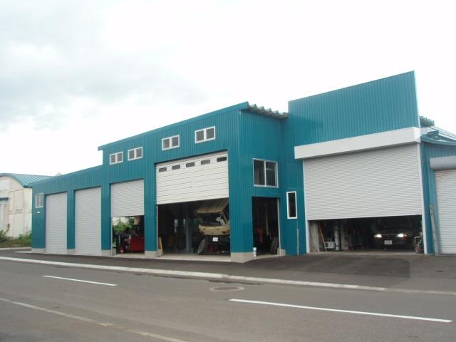 有限会社屈足自動車整備工場 北海道上川郡新得町:安い車修理 ...