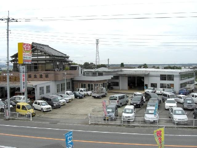 永長鈑金塗装 茨城県稲敷郡美浦村:安い車修理のエコひろば